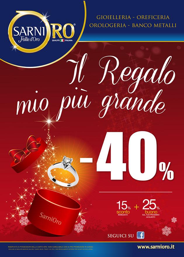 e11cb57f3144 Parco Commerciale Le Ginestre » Blog Archive » SARNI ORO  Il regalo ...